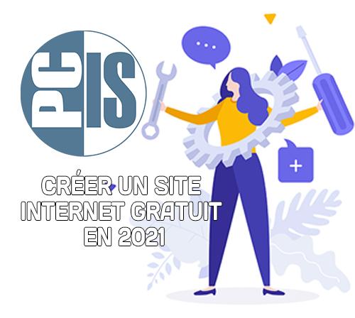 Créer un site Internet gratuit